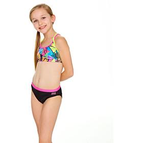 Zoggs Street Bikini Children black/colourful